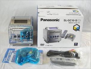 買取実績:Panasonic Q Gamecube 本体一式