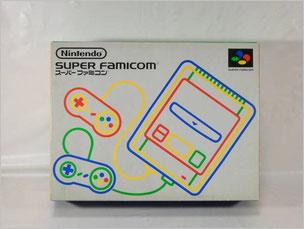 初代スーパーファミコンの元箱