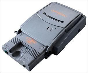 ●「コアグラⅡ」が「SUPER CD-ROM2」を装着