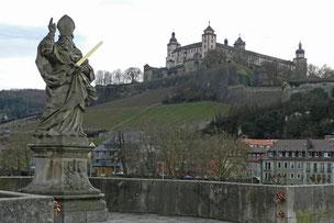 Вюрцбург Бавария