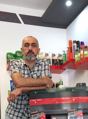 Inhaber Murat Tabak