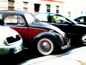VW Käfer, Wien, 2003