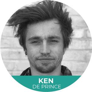 Ken De Prince