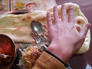 奈良県香芝市の整体師の腕