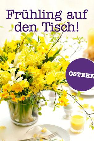 Ostern Blumengeschäft Olten