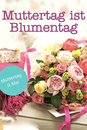 Muttertag Blumen liefern