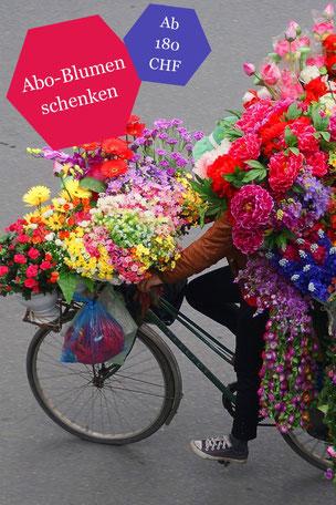 Blumen Abo Geschenk