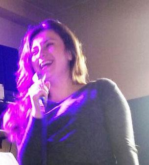 Dilber  -  verstärkt unsere Front mit Ihrem tollen Gesang, 2016