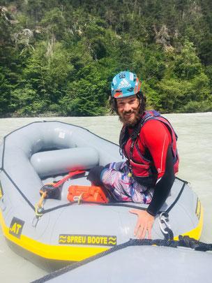 Powerraft Rafting imster ötz kombi wasser stromschnellen haiming