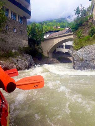 rafting powerrafting extreme wassersport fortgeschrittene