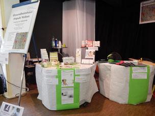 Auf der Gesundheitsmesse Oranienburg 2017