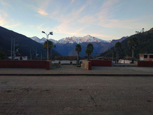 Cachora, Choquequirao, Pérou