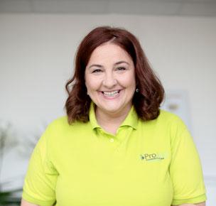 Pflegedienstleiterin Claudia