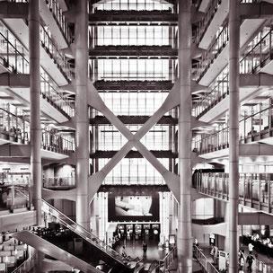 HSBC, Architekturfotografie, Foster Partners