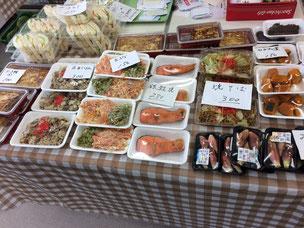 惣菜コーナー(火・木曜日)