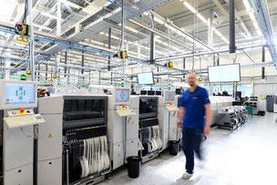Unternehmen Industriereinigung