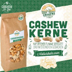 Cashews 350g