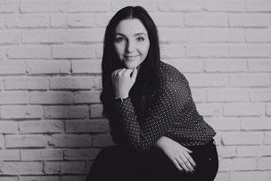 Paulina Trela ist unsere polnisch-deutsche Dometscherin und Übersetzerin - Tina-Hentschel.de