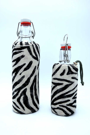 Zebra 0,5L - 16€  / 1L - 19€