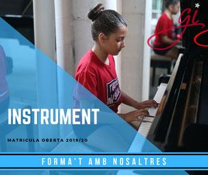 instrument particular