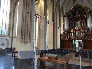 Wärmestrahler für Kirche