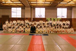 第五回大会 大浜体育館 2009年12月