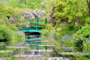 第27回ハーブサミット お知らせ バスツアー モネの庭