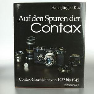 """Buch """"Auf den Spuren der Contax"""" von Hans-Jürgen Kuc  ©  engel-art.ch"""