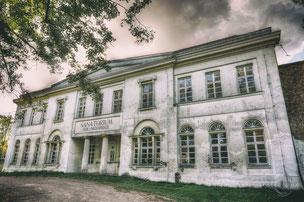 Saline Sanatorium B.