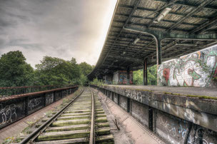 Abandoned Urban Railway B.