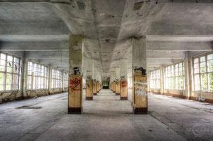 Soviet Military Depot B.