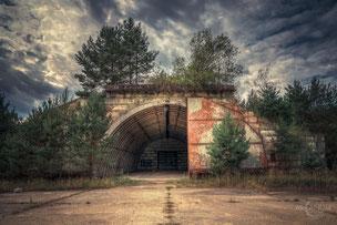 """Soviet Airfield """"Hypericum"""""""