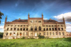 Neo-Gothic Castle B.