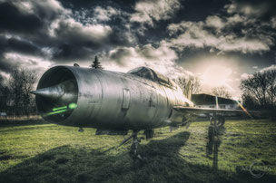 Soviet Airfield R.