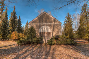 Chapel of the last Rites