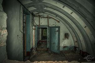 Soviet Command Bunker P.