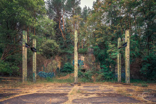 Soviet Nuclear Weapons Depot B.