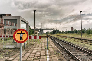 Railway Station K.