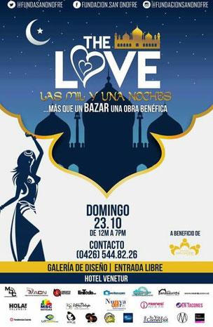 The Love Bazar - Las Mil y Una Noches