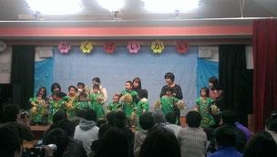 未就園児の歌と踊り