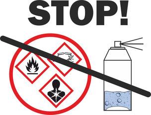 Ohne Gefahrstoffe reinigen