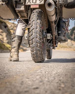 So entsteht ein Motorradreifen - Zu Besuch im Reifenwerk Heidenau