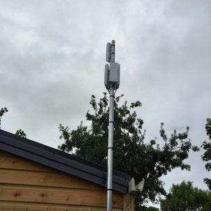 installation wifi extérieure