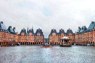 Place Ducale de Charleville