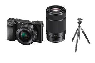 Produkteempfehlung Fotoausrüstung für Einsteiger