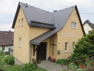 Bild: Wünschendorf Siedlung Adventgemeinde