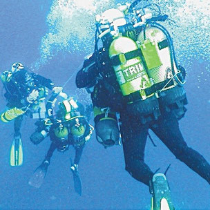 Diving specialties in Varadero