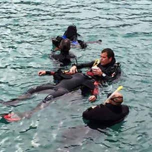 Course Rescue Diver in Varadero