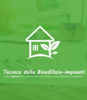 Corso in Tecnico dell bioedilizia Impianti_2018 Vercelli