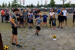 Fussball Dart NRW mieten